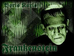 Boris Karloff in Frankenstein