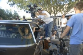 Out Of Focus – Car Scene Setup