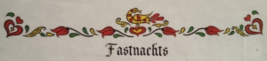 fastnacht label