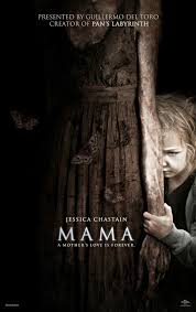 Theatrical poster for Mama